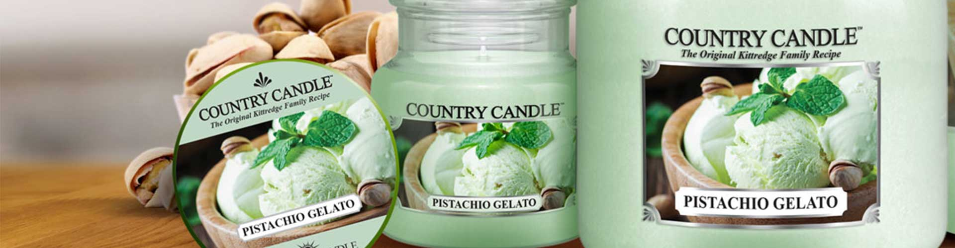 Country Candle Gourmet Collection