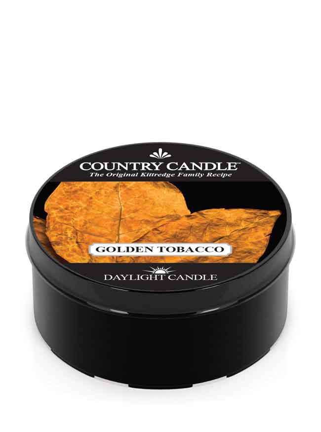 Golden Tobacco New! - Kringle Candle Store