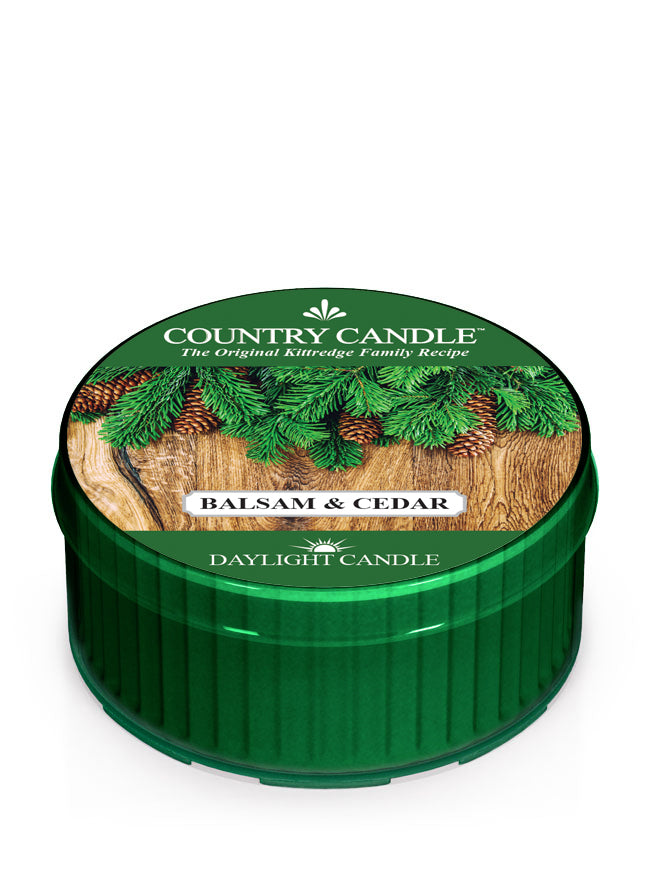 Balsam & Cedar - Kringle Candle Store