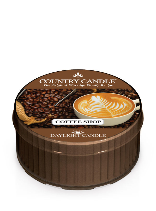 Coffee Shop - Kringle Candle Store