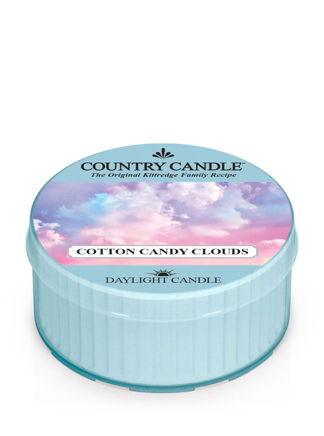 Cotton Candy Clouds DayLight NEW!