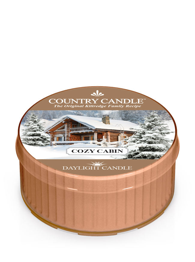 Cozy Cabin - Kringle Candle Store