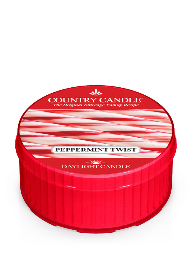 37fe161e656a Peppermint Twist | Single DayLight (1.25oz) | Country Candle