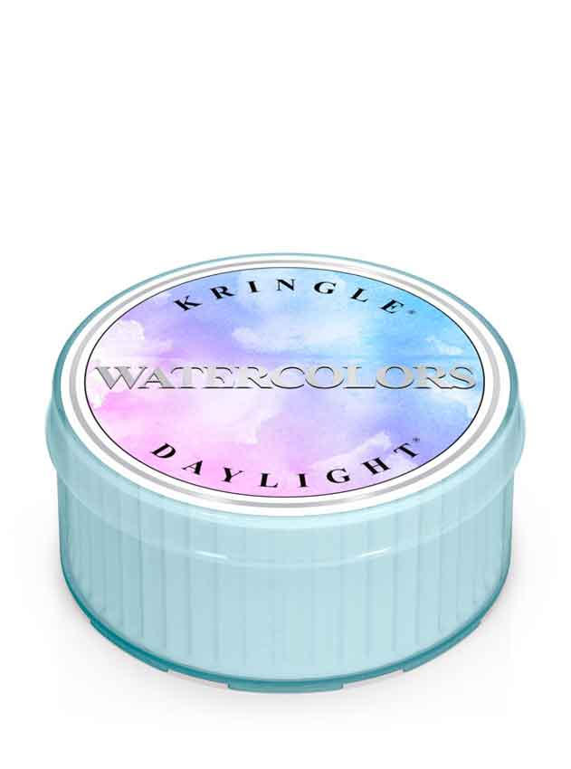 Watercolors - Kringle Candle Store