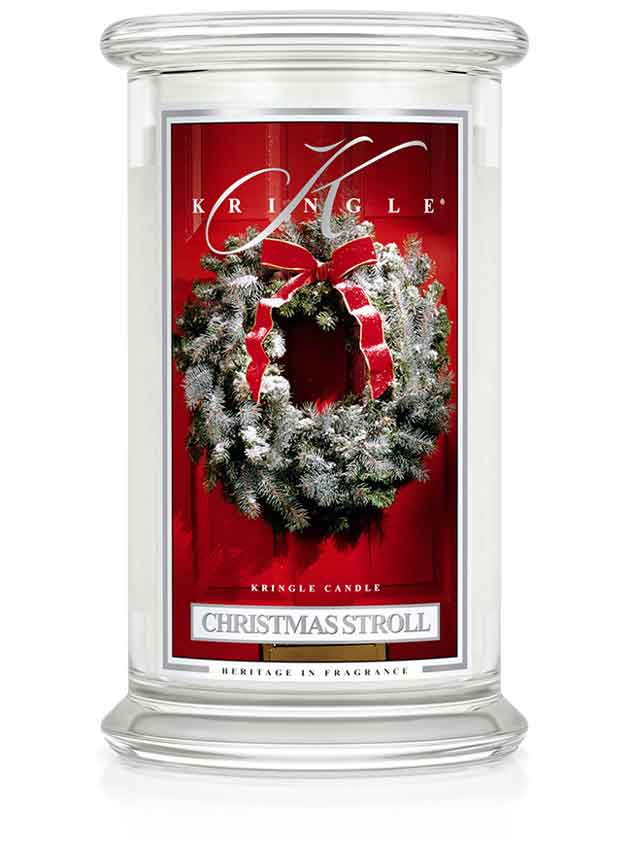 Christmas Stroll - Kringle Candle Store