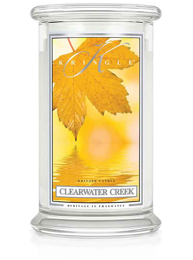 Clearwater Creek NEW! - Kringle Candle Store