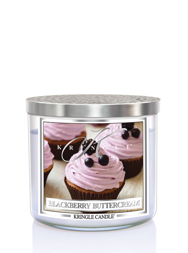 Blackberry Buttercream | Soy Blend NEW!