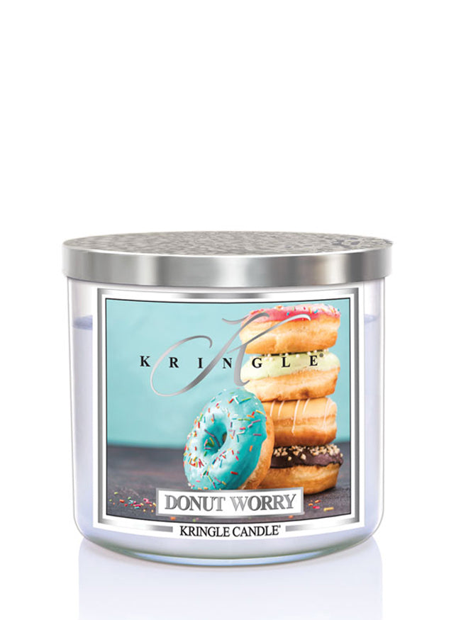 Donut Worry New! Soy Blend