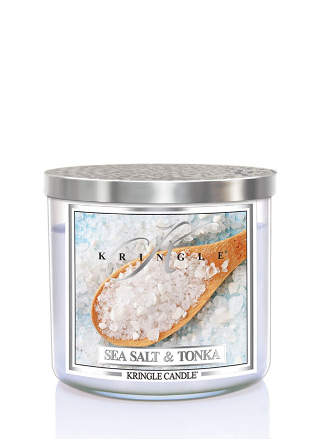 Sea Salt & Tonka | Soy Blend NEW!