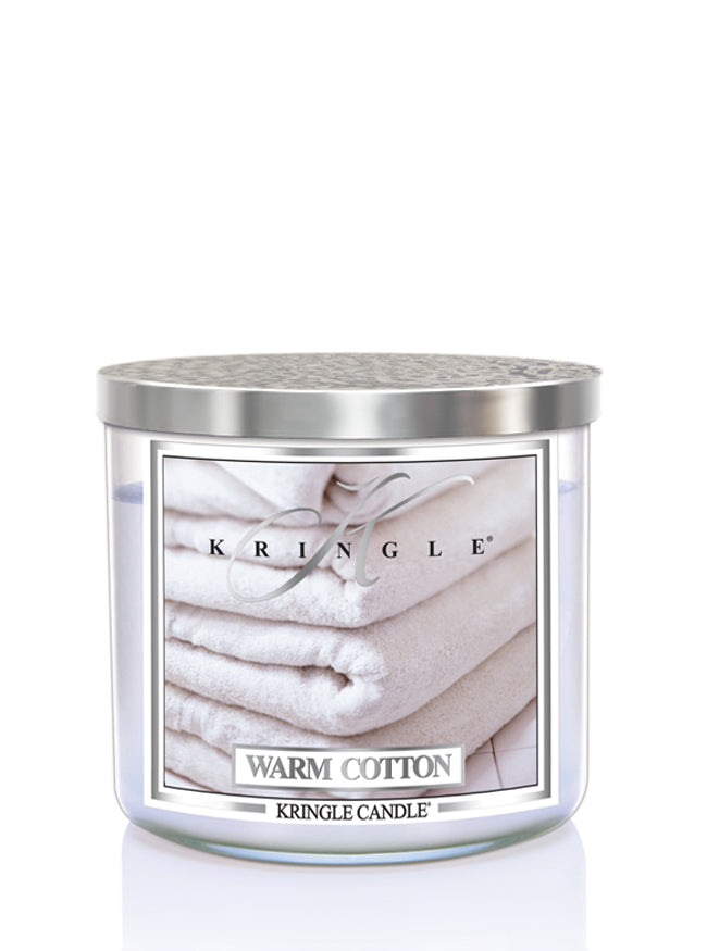 Warm Cotton | Soy Blend