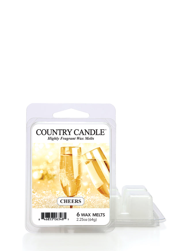 Cheers Wax Melt Country Candle - Kringle Candle Store