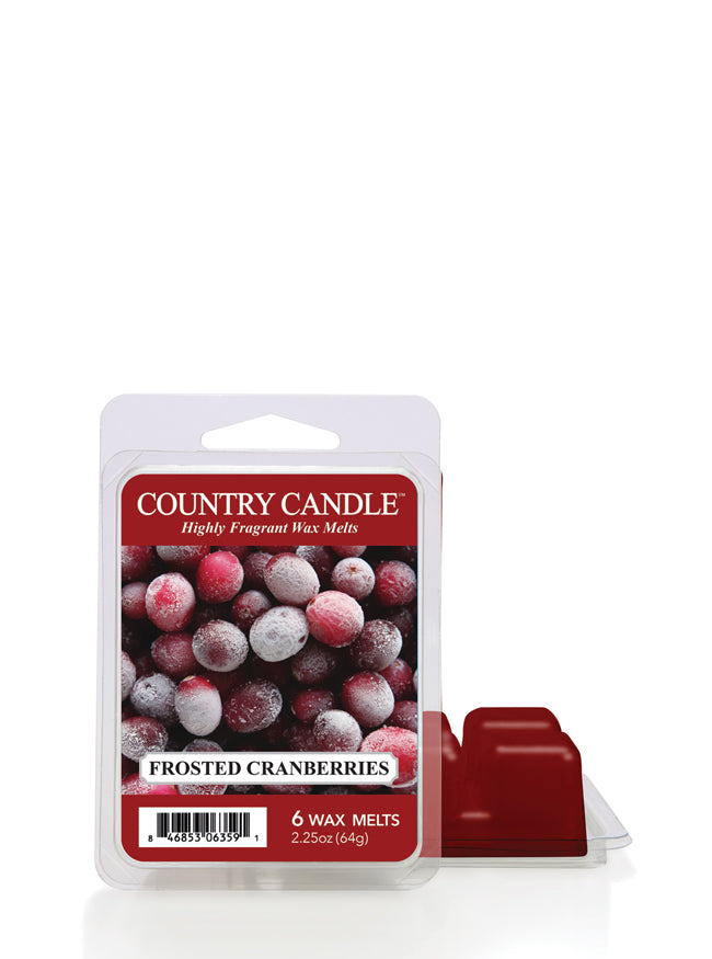 Frosted Cranberries Wax Melt - Kringle Candle Store