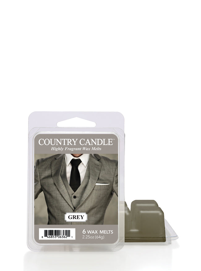 Grey Wax Melt - Kringle Candle Store