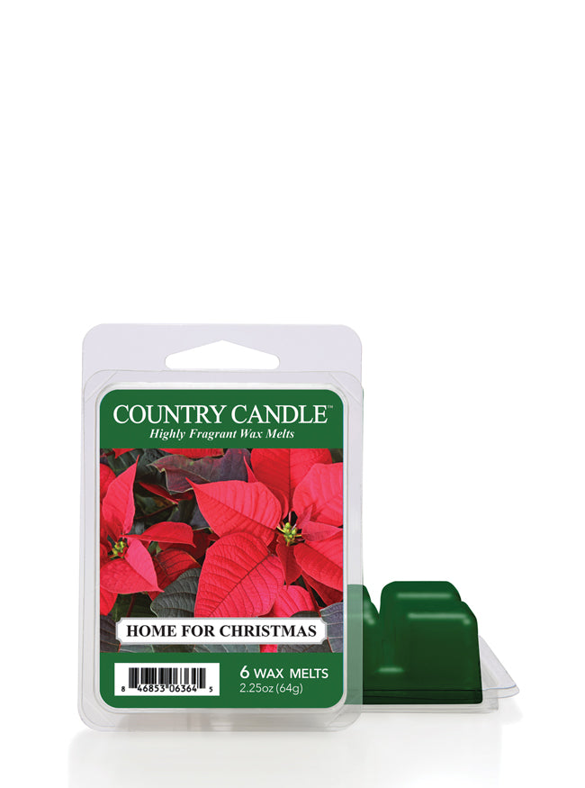 Home for Christmas Wax Melt | Country Candle - Kringle Candle Store