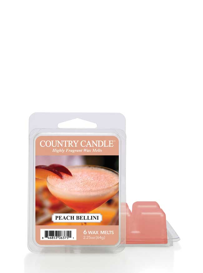Peach Bellini Wax Melt