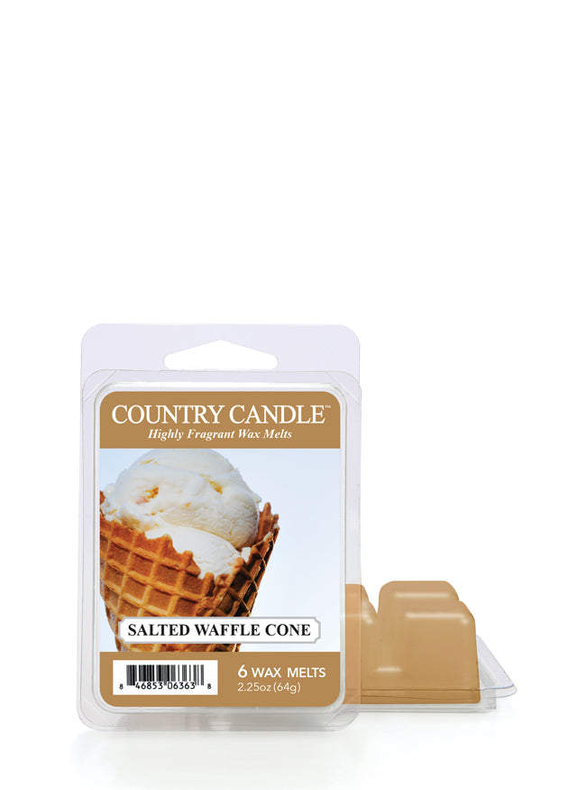 Salted Waffle Cone Wax Melt NEW!
