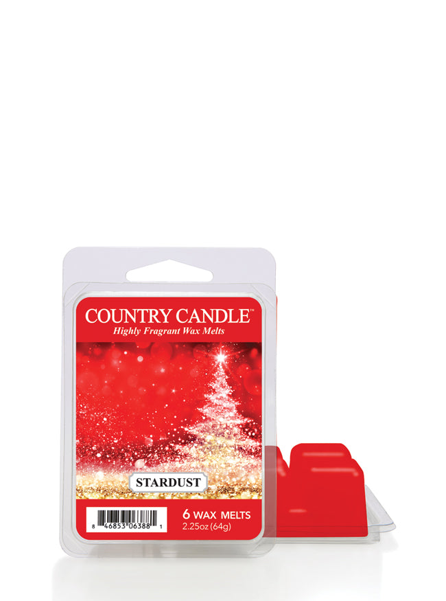 Stardust Wax Melt | Country Candle - Kringle Candle Store