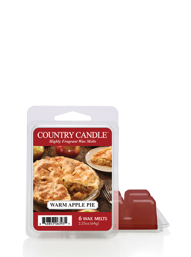 Warm Apple Pie Wax Melt - Kringle Candle Store