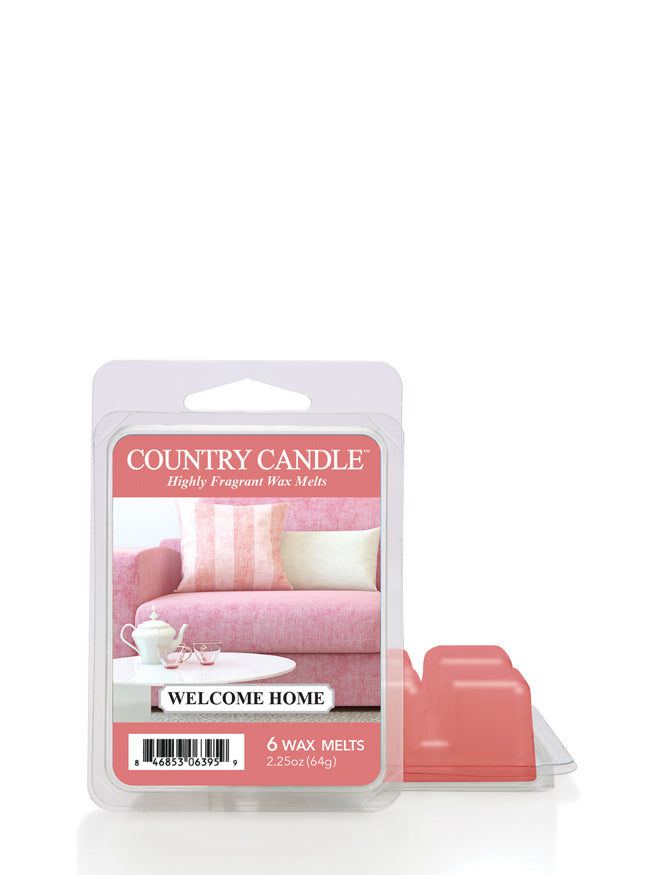 Welcome Home Wax Melt - Kringle Candle Store