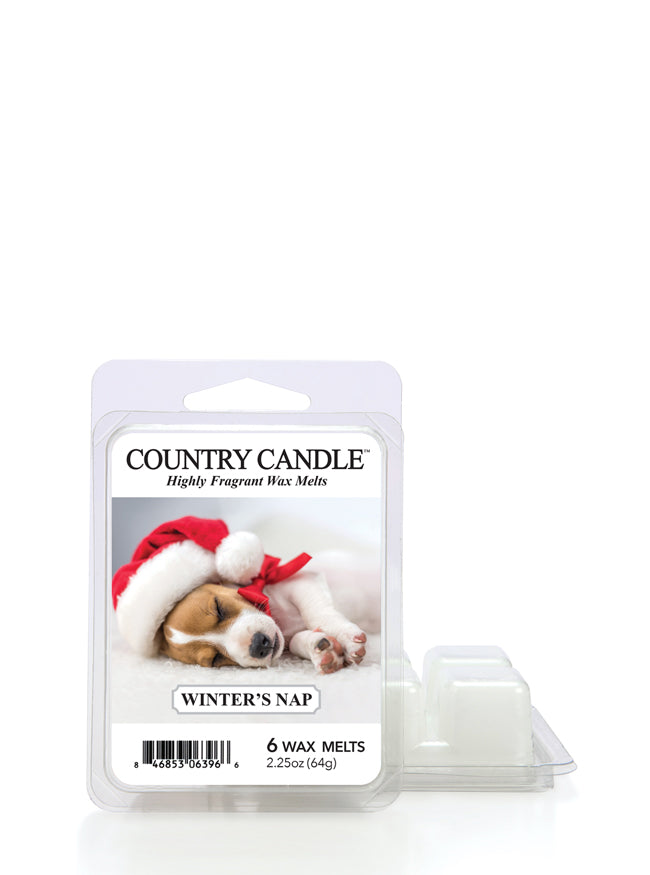 Winter's Nap Wax Melt - Kringle Candle Store