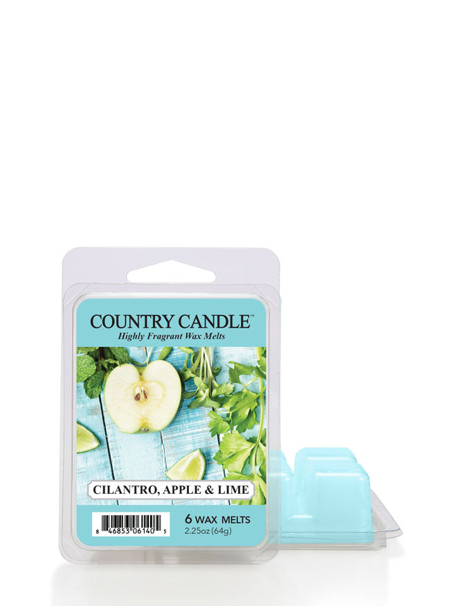Cilantro, Apple & Lime Wax Melt - Kringle Candle Store