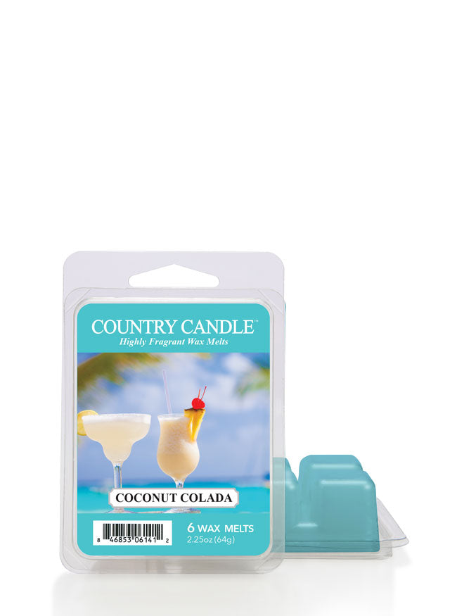 Coconut Colada Wax Melt - Kringle Candle Store