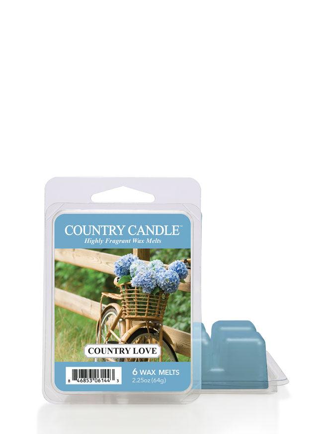 Country Love Wax Melt - Kringle Candle Store