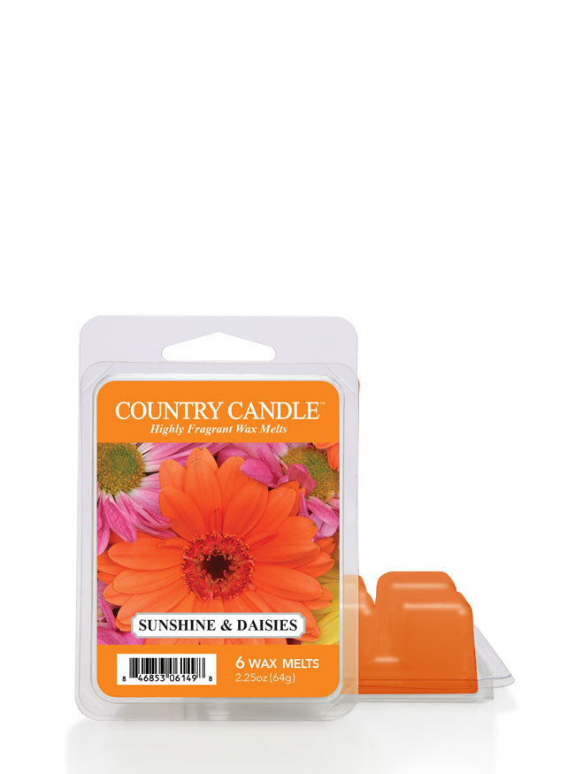 Sunshine & Daisies Wax Melt - Kringle Candle Store