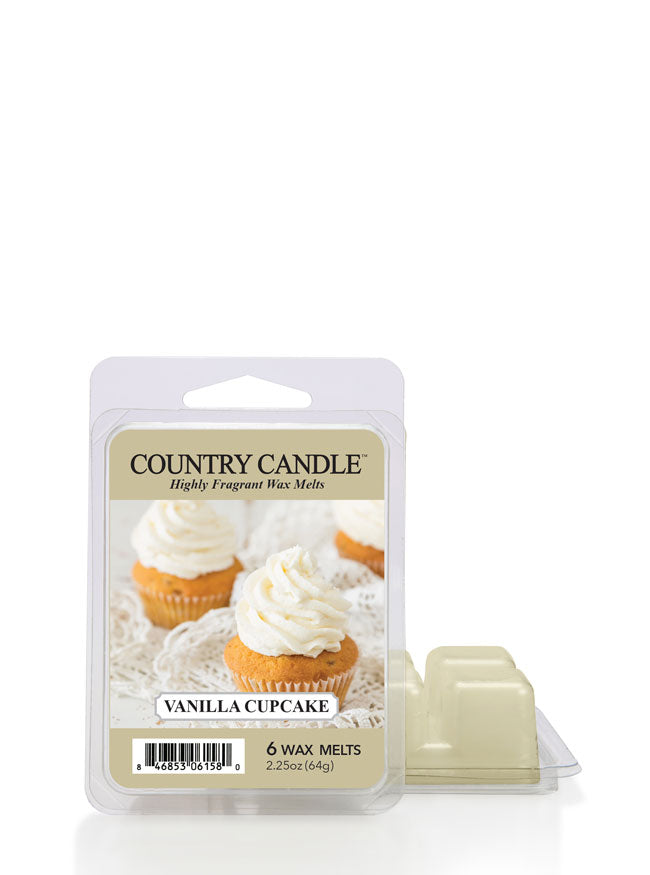 Vanilla Cupcake Wax Melt - Kringle Candle Store