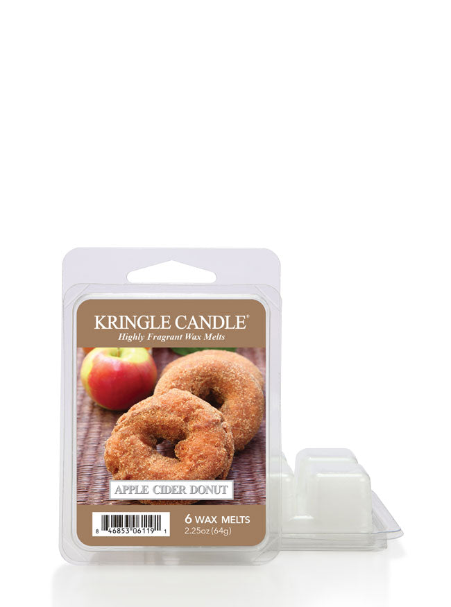 Apple Cider Donut Wax Melt New! - Kringle Candle Store