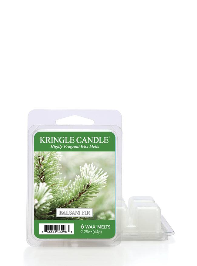 Balsam Fir Wax Melt - Kringle Candle Store