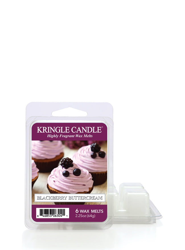 Blackberry Buttercream Wax Melt NEW!