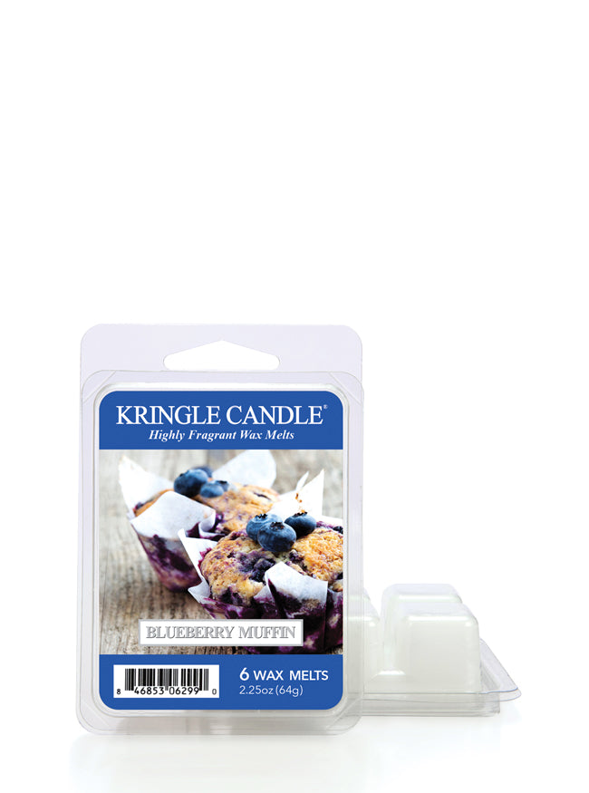 Blueberry Muffin Wax Melt - Kringle Candle Store