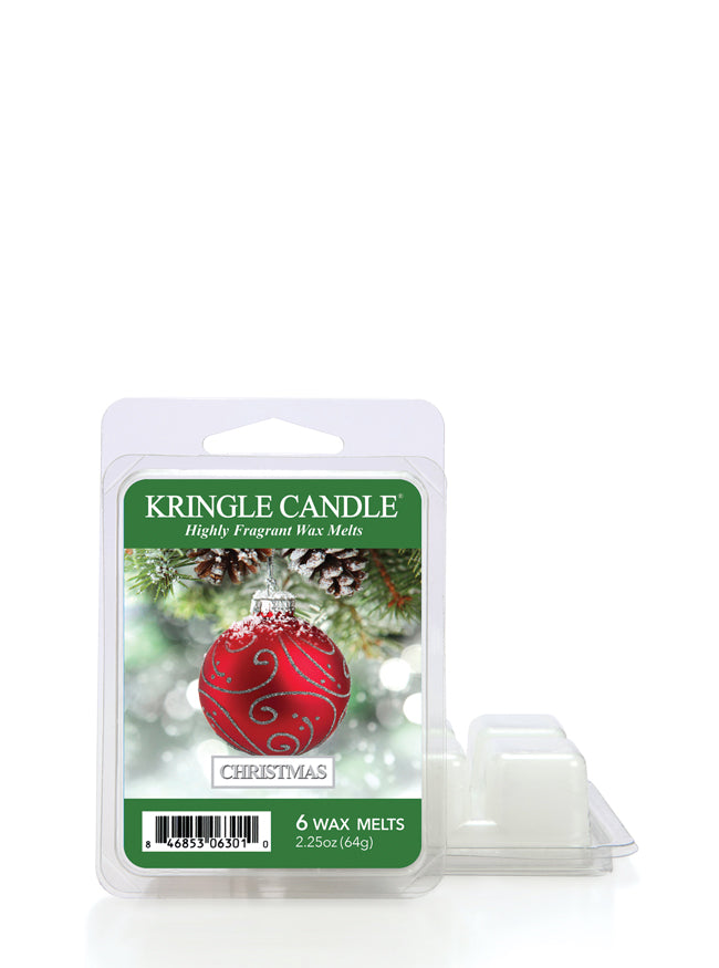 Christmas Wax Melt - Kringle Candle Store