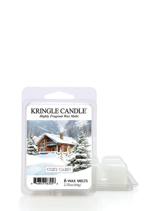 Cozy Cabin Wax Melt - Kringle Candle Store