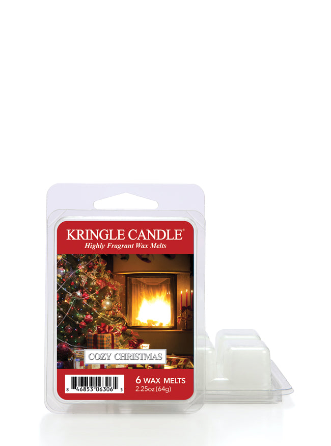 Cozy Christmas Wax Melt - Kringle Candle Store