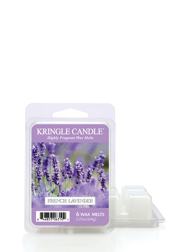 French Lavender Wax Melt - Kringle Candle Store