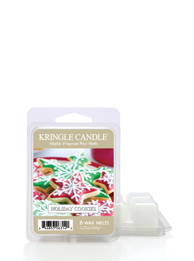 Holiday Cookies Wax Melt - Kringle Candle Store