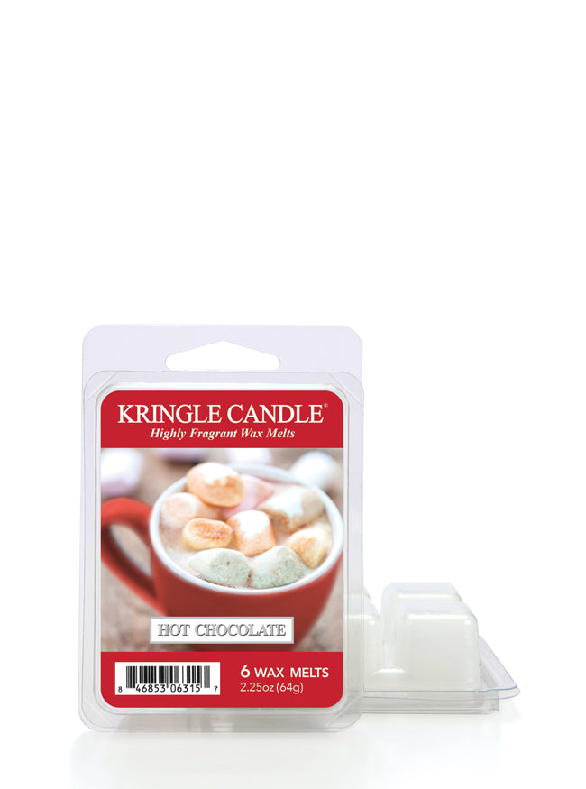 Hot Chocolate Wax Melt - Kringle Candle Store
