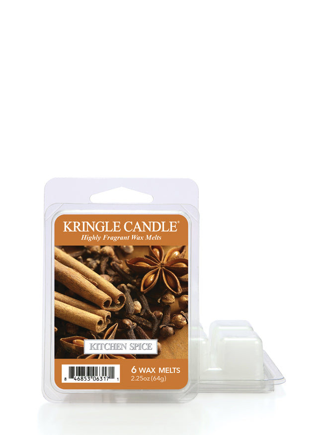 Kitchen Spice Wax Melt - Kringle Candle Store