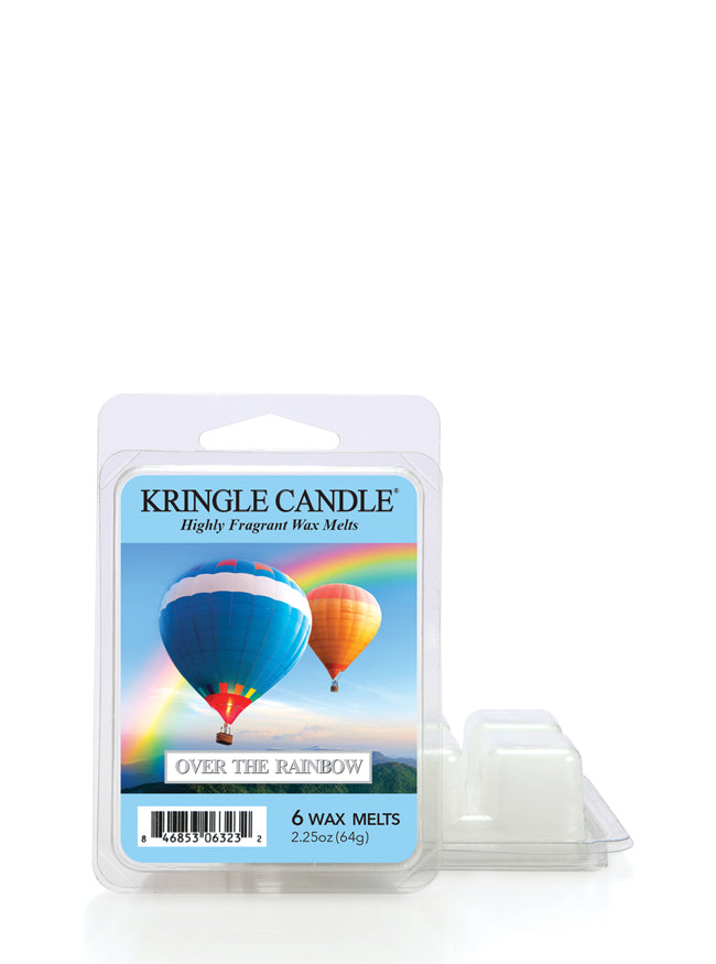 Over the Rainbow Wax Melt - Kringle Candle Store