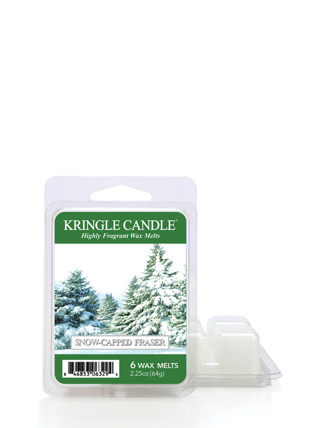 Snow-Capped Fraser Wax Melt - Kringle Candle Store