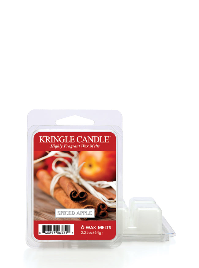 Spiced Apple Wax Melt New! - Kringle Candle Store