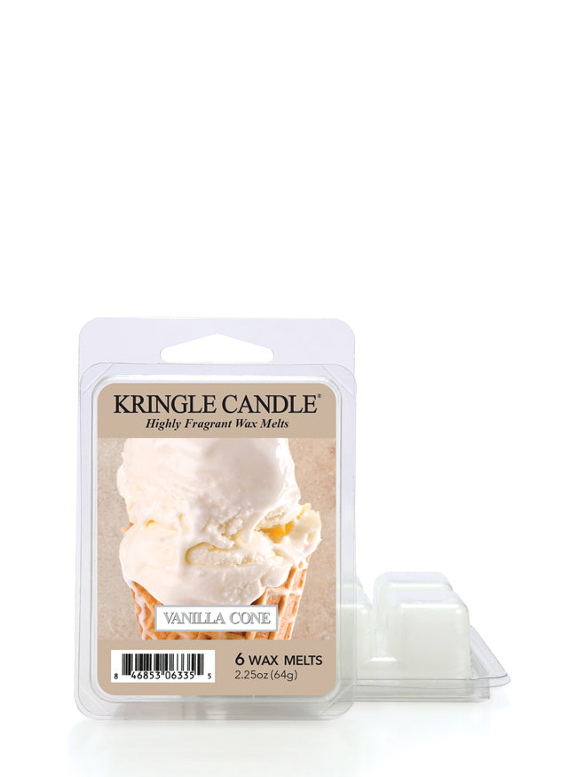 Vanilla Cone Wax Melt - Kringle Candle Store