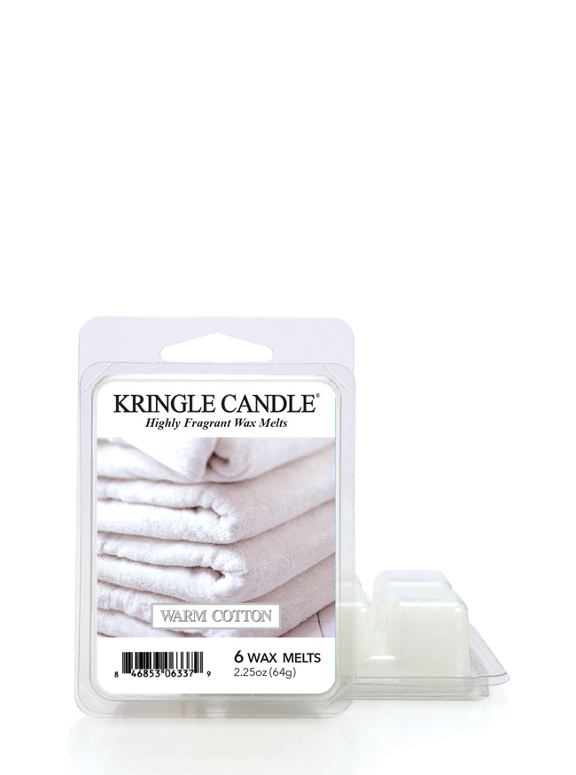 Warm Cotton Wax Melt - Kringle Candle Store