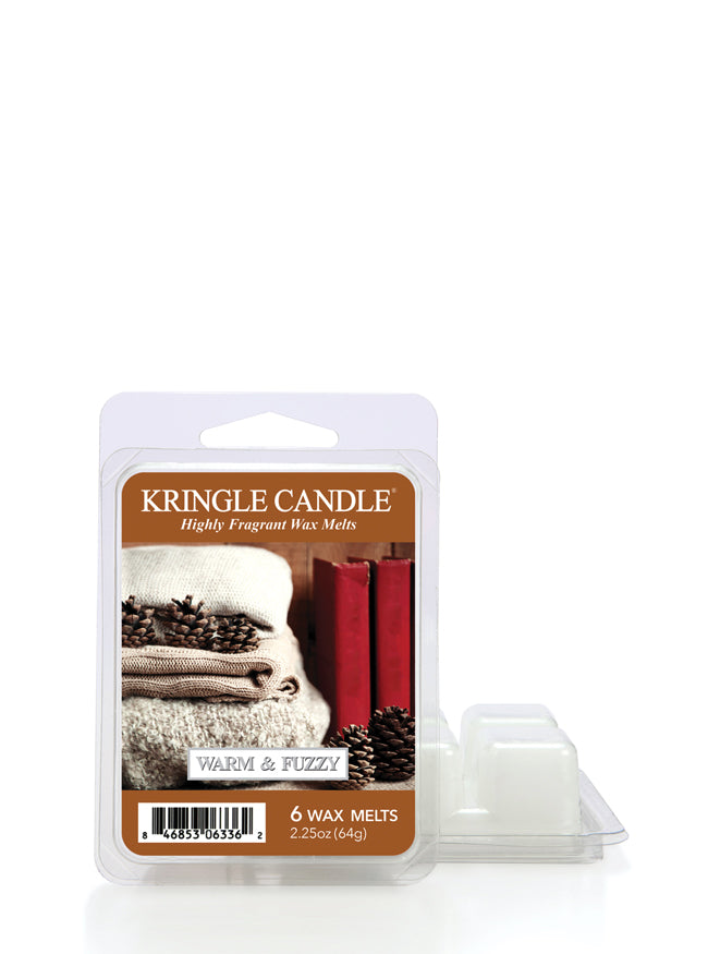 Warm & Fuzzy Wax Melt - Kringle Candle Store