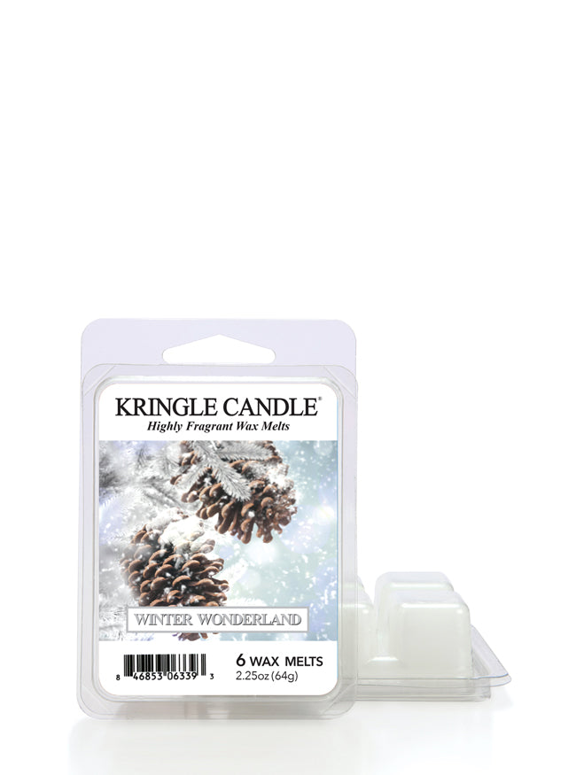 Winter Wonderland Wax Melt - Kringle Candle Store