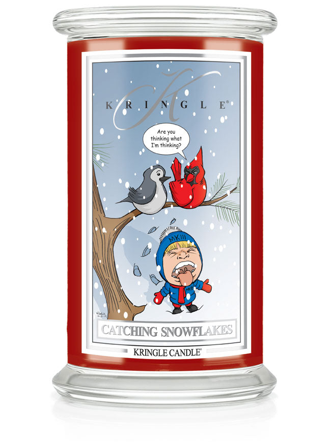 Catching Snowflakes | Twisted Christmas Collection PREORDER PRICING