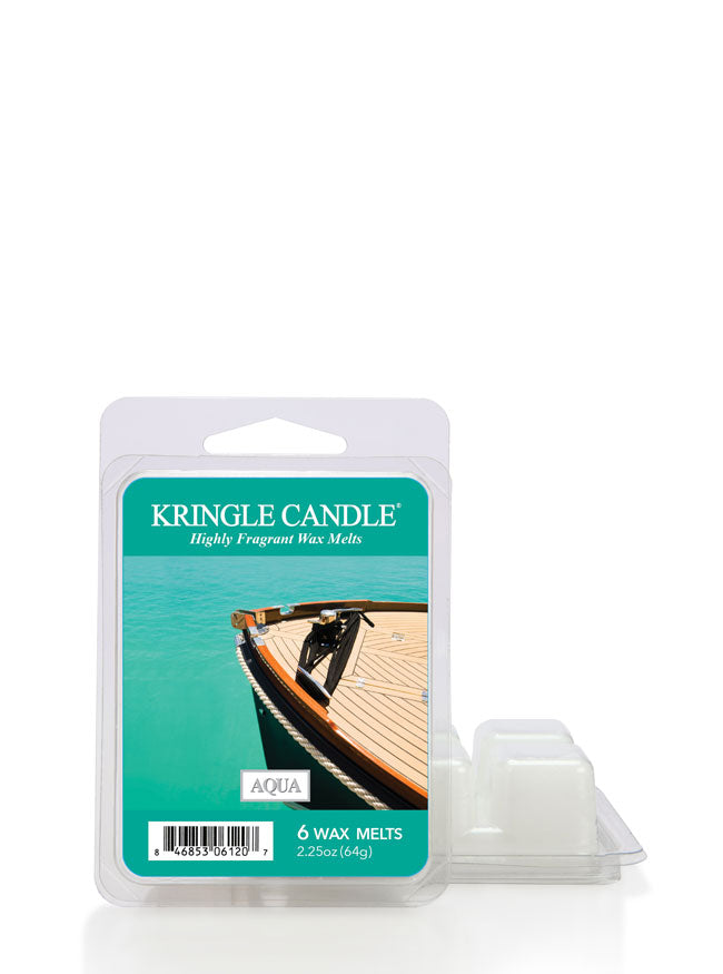 Aqua Wax Melt - Kringle Candle Store
