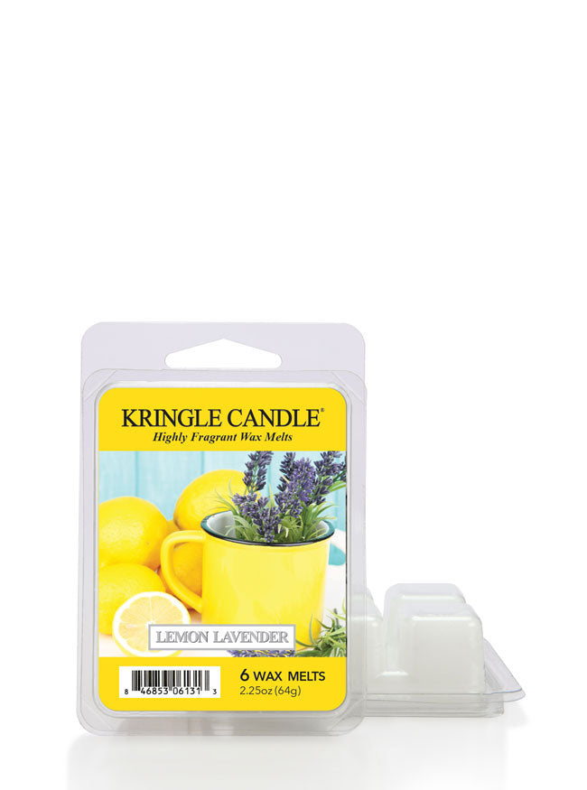 Lemon Lavender Wax Melt - Kringle Candle Store